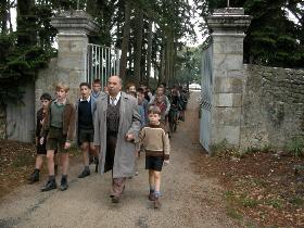 Monsieur Mathieu und seine Schüler